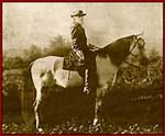 General Robert E. Lee on Traveler, 1861